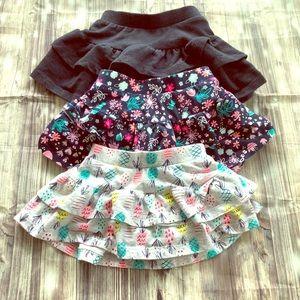 ⭐️12-18M Skirt Bundle